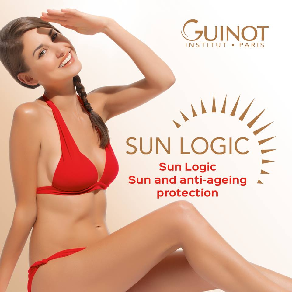 NEW Guinot SunLogic